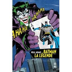 BATMAN LA LEGENDE - NEAL...