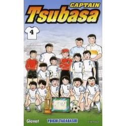 CAPTAIN TSUBASA - TOME 04 -...