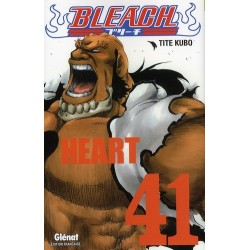 BLEACH - TOME 41 - HEART