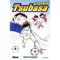CAPTAIN TSUBASA - TOME 06 -...
