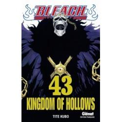 BLEACH - TOME 43 - KINGDOM...