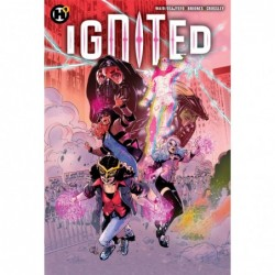 IGNITED - VARIANT EXCLUSIVE...