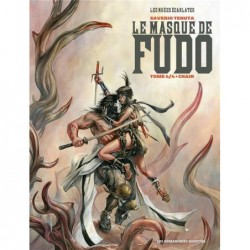 LE MASQUE DE FUDO T4