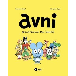 AVNI, TOME 01 - ANIMAL...