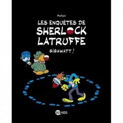LES ENQUETES DE SHERLOCK...