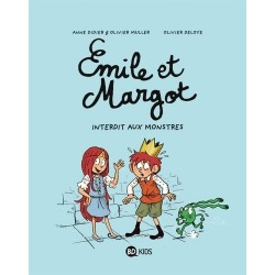 EMILE ET MARGOT, TOME 01 -...