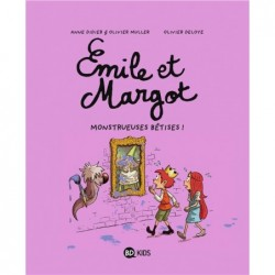 EMILE ET MARGOT, TOME 02 -...