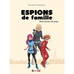 ESPIONS DE FAMILLE, TOME 01...