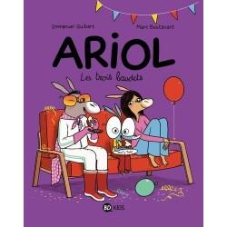 ARIOL, TOME 08 - LES TROIS...