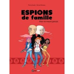 ESPIONS DE FAMILLE, TOME 03...