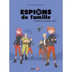 ESPIONS DE FAMILLE, TOME 04...