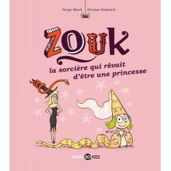 ZOUK, TOME 05 - LA SORCIERE...