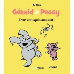 GERALD ET PEGGY, TOME 02 -...