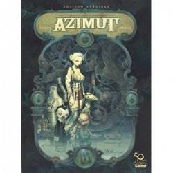 AZIMUT - TOME 01 - EDITION...