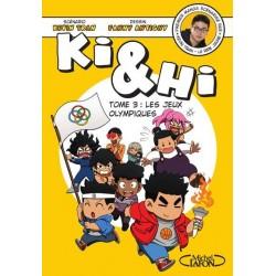 KI & HI - TOME 3 LES JEUX...