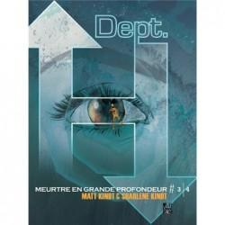 DEPT. H - VOL03 - MEURTRE...