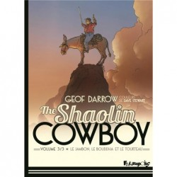 THE SHAOLIN COWBOY - VOL03...