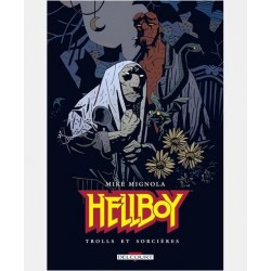HELLBOY T08 - TROLLS ET...