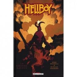 HELLBOY T10 - LA GRANDE BATTUE
