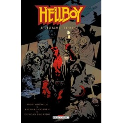 HELLBOY T11 - L'HOMME TORDU