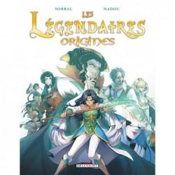 LES LEGENDAIRES - ORIGINES...