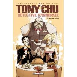 TONY CHU, DETECTIVE...