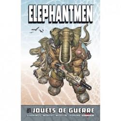 ELEPHANTMEN T01 - JOUETS DE...