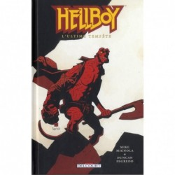 HELLBOY T13 - L'ULTIME TEMPETE