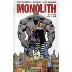 MONOLITH T1 - LA VOIX DANS...