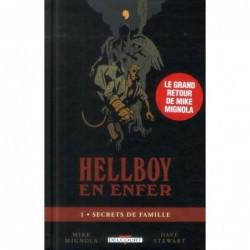 HELLBOY EN ENFER T01 -...
