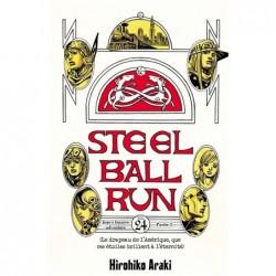 JOJO'S - STEEL BALL RUN T24