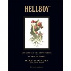 HELLBOY DELUXE T01
