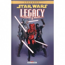 STAR WARS - LEGACY T01