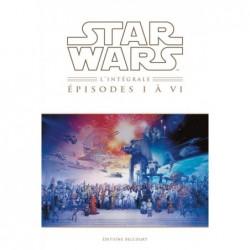 STAR WARS - EPISODES I A...