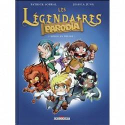 LES LEGENDAIRES - PARODIA...