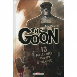 THE GOON T13 - MALCHANCE,...