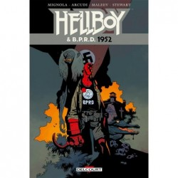 HELLBOY AND BPRD T01 - 1952