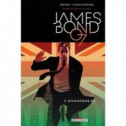 JAMES BOND T03 - HAMMERHEAD