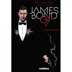 JAMES BOND T04 - KILL CHAIN