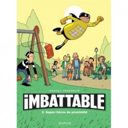 IMBATTABLE - TOME 2 -...