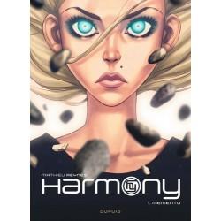 HARMONY - TOME 1 - MEMENTO...