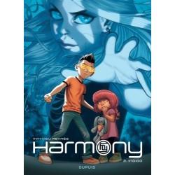 HARMONY - TOME 2 - INDIGO...