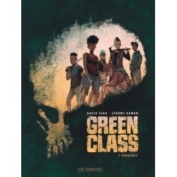 GREEN CLASS - TOME 1 -...