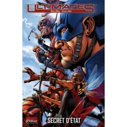 ULTIMATES T02 SECRET D'ETAT...