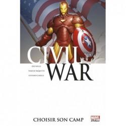 CIVIL WAR T05 - CHOISIR SON...