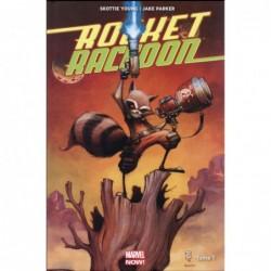 ROCKET RACCOON MARVEL NOW T01