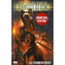 ANNIHILATION T01