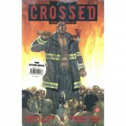 CROSSED TERRES MAUDITES T04