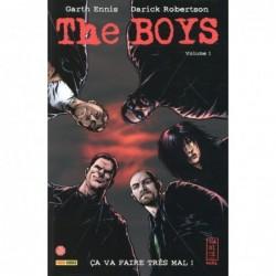 THE BOYS T01 - CA VA FAIRE...