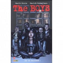 THE BOYS T02 - CA VA SAIGNER !